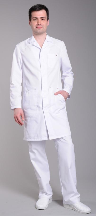 Мужской халат доктор